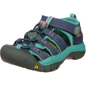 Keen Newport H2 Sandals Youth navy/baltic